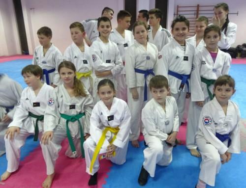 7 razloga zbog kojih bi vaše dijete trebalo trenirati taekwondo